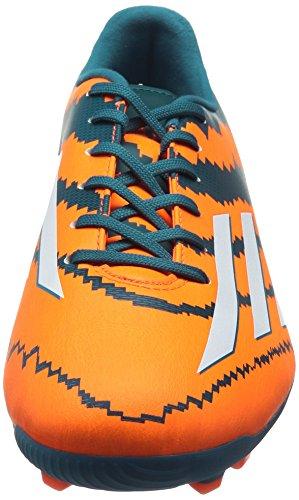 Ftwr AG Mehrfarbig White 10 adidas Teal F14 Messi Solar Fußballschuhe Orange Performance 3 Herren Power IHqqCw1Px