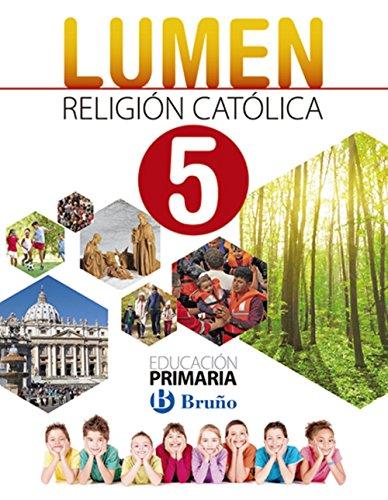 Religión católica Lumen 5 Primaria