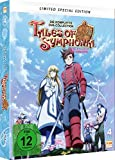 Tales of Symphonia (Special Limited Edition im Mediabook)(4 Disc-Set) [Blu-ray]