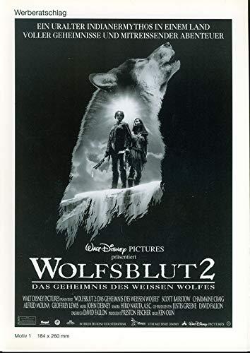 Wolfsblut 2 - Werberatschlag