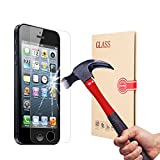 2X Blufox* fuer iPhone 6 / 6s Glas Folie Tempered Glass Screen Protector