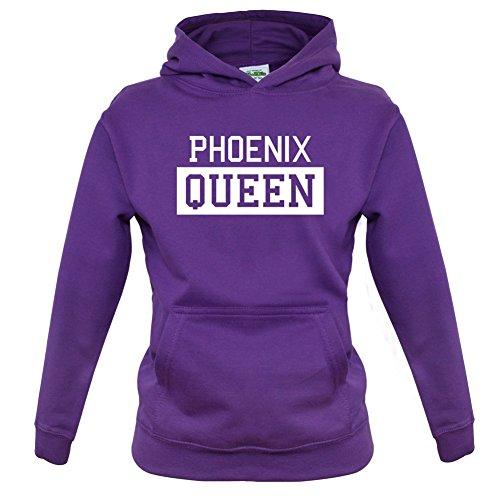 Phoenix Queen - Kids Hoodie - 9 Colours - 1-13 Years