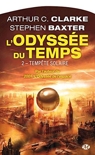 L'Odysse du temps , Tome 2: Tempte solaire