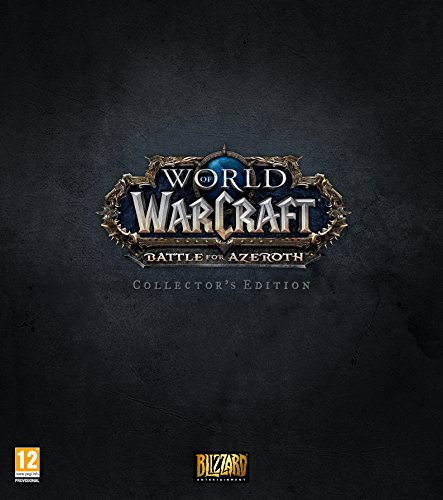 World of Warcraft: Battle for Azeroth Collectors Edition (PC)