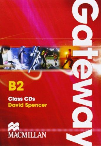 Gateway B2 Class Audio CD