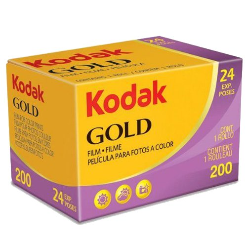 Kodak - 6033955 - Gold 200 135/24 Film