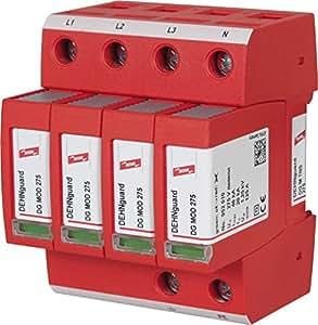 Dehn+Söhne 952400 ÜS-Ableiter DEHNguard DG M TNS 275 230/400V,IP20,Typ2 Überspannungsableiter für Energietechnik/Stromversorgung 4013364108455