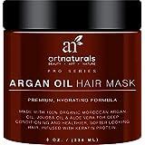 Art Naturals Maschera Per Capelli Altamente Condizionante All'Olio Di Argan 250 ml, 100% Olio Di ...
