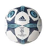 adidas Herren Ball Finale 15 FC Capitano, White/Bold Onix/Frost Mint, 5, S90218
