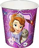 Prinzessin Sofia–Mülleimer aus Kunststoff (Kids Euroswan wd71006)
