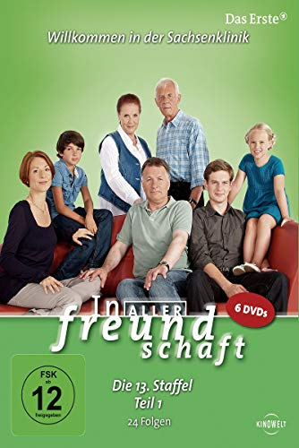 Staffel 13, Teil 1 (6 DVDs)