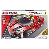Meccano - 20075244 - Building Set - Ferrari 488 Spider and model