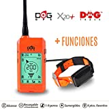 Dog Trace GPS X20+ Kit 1 Palmare + 1 Collare GPS in Valigia