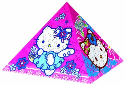 Ravensburger 11437 - Hello Kitty - 240 Teile puzzlepyramid
