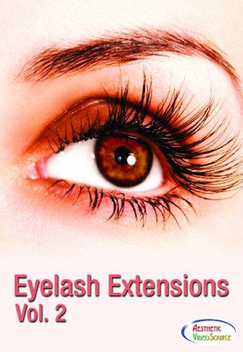 Eyelash Extensions Vol. 2 - The Best Eyelash Extensions Training - Learn How To Apply Eyelash Extensions - Comprehensive Lash Extensions Training