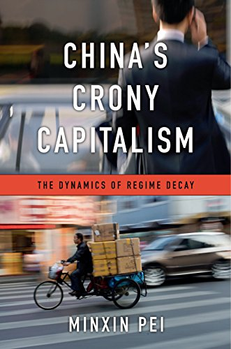 China's Crony Capitalism