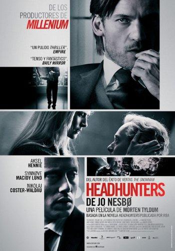 Headhunters (Import) (Dvd) (2013) Aksel Hennie; Synnøve Macody Lund; Nikolaj Cos