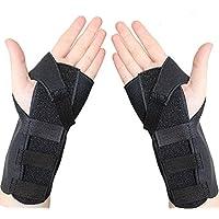 COMPRESSX Paar de Handgelenkschiene Handgelenk - Bandage Stütze mit entnehmbarer Alu - Handgelenkstütze fur Karpaltunnelsyndrom... preisvergleich bei billige-tabletten.eu
