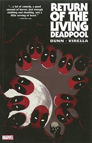 Return of the Living Deadpool by Cullen Bunn(2015-09-08)