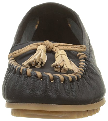 Hush Puppies Damen Tasha Slipper Schwarz - Schwarz