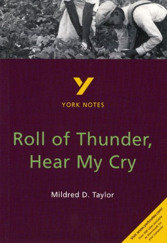 Roll of Thunder, Hear My Cry: York Notes for GCSE -