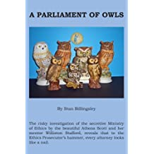 A Parliament of Owls (Sequel to Alice VS. Wonderland Book 1)