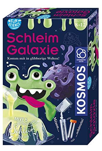 ience - Schleim-Galaxie, Komm mit in glibberige Welten, Experimentierset für Einsteiger ()