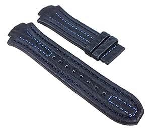 Lotus L15502/5-Band - Bracelet pour montre, cuir, couleur: bleu
