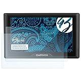 Bruni Schutzfolie für Garmin Drive 5S CE Folie - 2 x glasklare Displayschutzfolie