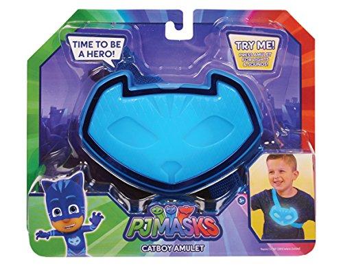 JP PJ Masks jpl24951Lichter und Klänge Amulett Katze Boy Figur Preisvergleich