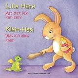 Klein Hasi - Was ich alles kann, Lille Hare - Alt det jeg kan selv: Bilderbuch Deutsch-Dänisch (zweisprachig/bilingual) ab 2 Jahren (Klein Hasi - - Deutsch-Dänisch (zweisprachig/bilingual))