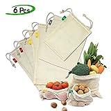 plastica in polietilene ad alta densit/à 22,9/x 35,6/cm 500 Clear Bags Rotolo di sacchetti per frutta e verdura in plastica trasparente anche per macellai
