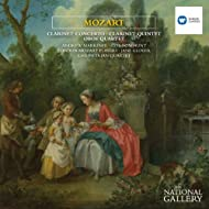 Mozart Clarinet Concerto & Quintet, Oboe Quartet [The National Gallery Collection] (The National Gallery Collection)
