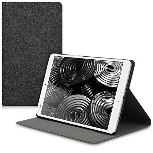 Preisvergleich Produktbild kwmobile Huawei MediaPad M3 8.4 Hülle - Tablet Cover Case Schutzhülle für Huawei MediaPad M3 8.4 mit Ständer