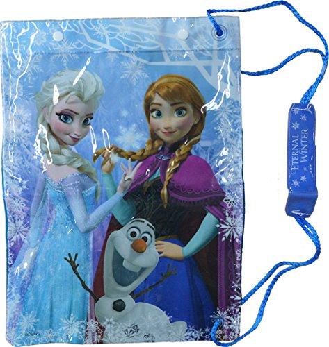 Laylawson Las Niñas-Disney Frozen Bolsa Natación