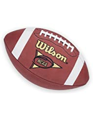Wilson NCAA 1005 Traditional - Balón de fútbol americano, color marrón
