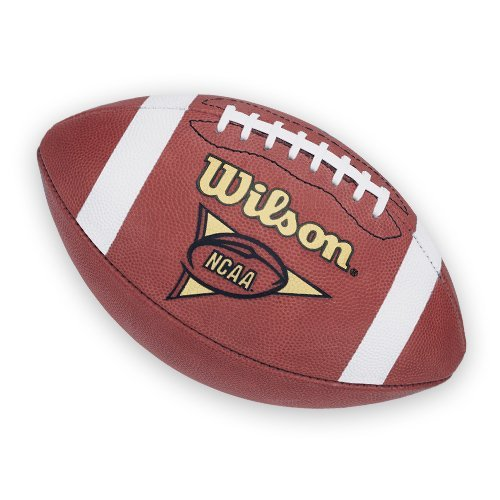 WILSON NCAA 1005 TRADITIONAL - BALON DE FUTBOL AMERICANO  COLOR MARRON