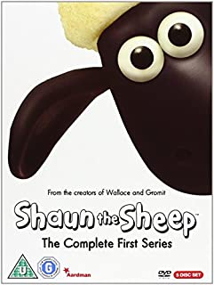 Shaun The Sheep - Series 1 [Import anglais] (B001FJ5D52) | Amazon price tracker / tracking, Amazon price history charts, Amazon price watches, Amazon price drop alerts