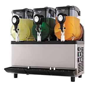Neumärker granismart-slush-machine à glace 3 x 5 litres