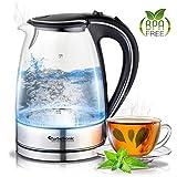TurboTronic Glas Wasserkocher 1