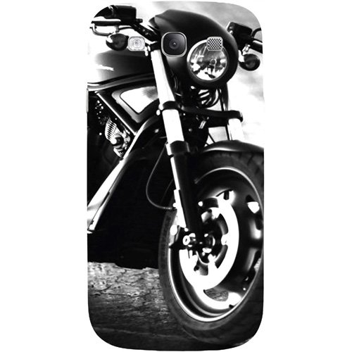 Casotec Cool Harley Davidson Design 3D Printed Hard Back Case Cover for Samsung Galaxy S3 i9300  available at amazon for Rs.199
