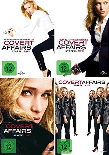 Staffel 1-4 (15 DVDs)