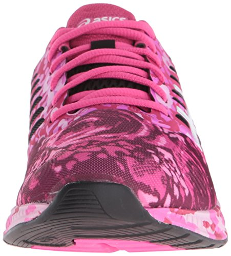 Asics FuzeX Femmes Synthétique Chaussure de Course Pink Glow-White-Pink Ribbon