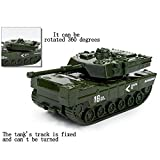 Enlarge toy image: Deardeer 6 Cars 1 Set Die-cast Metal Playset Toy Vehicle Alloy Car Models Toy Military Helicopter Tank Jeep Truck Armored Car for kids
