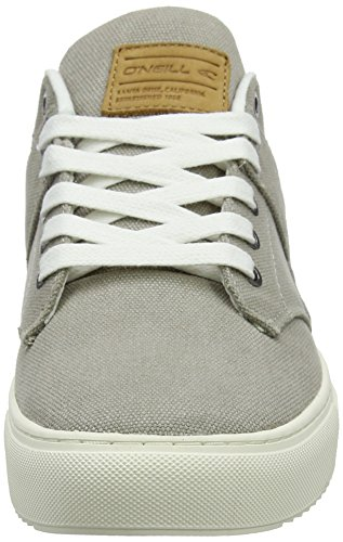 ONeill Basher Lo Canvas, Baskets Homme Taupe