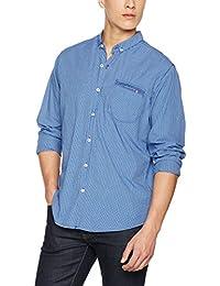 Timezone Herren Freizeithemd Moore Shirt Button Down