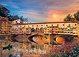 Clementoni 39220.9 - Puzzle Florenz, 1000 teilig