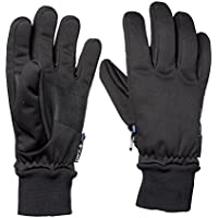 Sinner Canmore Gloves, unisex, CANMORE, negro, small