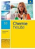 Chemie heute SI - Ausgabe 2013 für Sachsen: Arbeitsheft 10