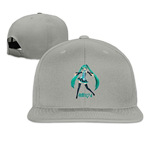 thna-hatsune-miku-girl-cartoon-logo-regolabile-moda-cappello-da-baseball-ash-taglia-unica